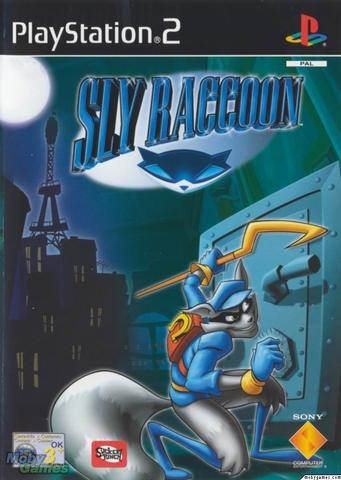 [Ps2] Sly racoon (2003) FULL ITA